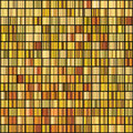 256 unique gold gradient backgrounds, vector Royalty Free Stock Photo