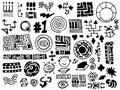 Unique Hand Drawn Design Elements