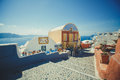 Unique Santorini Architecture....