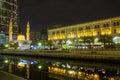 United Arab Emirates. The Emirate Of Sharjah. Royalty Free Stock Photo