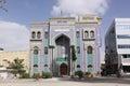 United Arab Emirates. Iranian Mosque, Bur Dubai Royalty Free Stock Photo