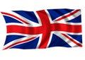Unido reino bandera