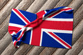 United kingdom flag Royalty Free Stock Photo