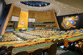 United Nations General Assembly Royalty Free Stock Photography