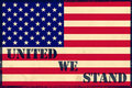 United we stand Royalty Free Stock Photo