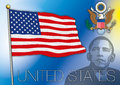 United States Of America Flag,...