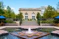 The United States Botanic Garden in Washington D.C. Royalty Free Stock Photo