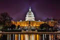United States Capitol Building, Washington DC Royalty Free Stock Photo