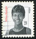 Wilma Rudolph Royalty Free Stock Photo