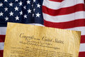 United States Constitution Royalty Free Stock Image