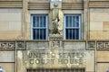 United States Court House - Buffalo, New York Royalty Free Stock Photo