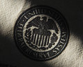 United States Federal Reserve System symbol. Royalty Free Stock Photo