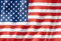 United States flag Stock Images
