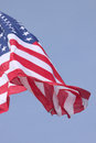 United states flag close up of Stock Photo