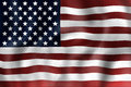 United states flag design background Royalty Free Stock Image