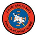 United States Navy - Fighter Weapons School Logo