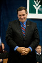 United States Senator Joe Donnelly Royalty Free Stock Photo