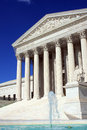 United States Supreme Court Royalty Free Stock Photos