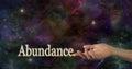 Universal Abundance