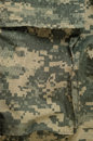Universal camouflage pattern cargo storage pocket, army combat uniform acu