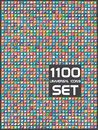 1100 universal icons set