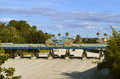 Universal Orlando Resort adventure theme park in Orlando entrance Royalty Free Stock Photo