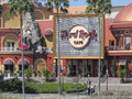 Universal studios florida is a theme park located in orlando opened on june the park s theme is the entertainment industry Royalty Free Stock Photography