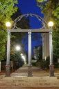University Arch