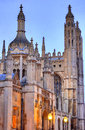 University of Cambridge in Cambridge, England, UK Royalty Free Stock Photo