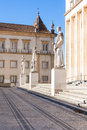 University of Coimbra, Portugal Royalty Free Stock Photo