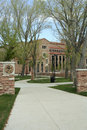 University of Colorado - Boulder Royalty Free Stock Photo