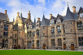University of Glasgow, Royalty Free Stock Photo
