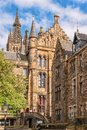 University of Glasgow, Scotland, UK Royalty Free Stock Photo