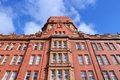 University of manchester city in north west england uk sackville street building Stock Images