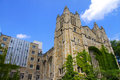 University of michigan architecture library building in Stock Photo