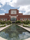 University of oklahoma football stadium this is the s on a nice day not during a game this is the front the gaylord family Royalty Free Stock Photography