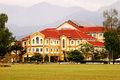 University Perguruan Sultan Idris Stock Photo