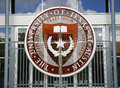 University of texas at austin the informally ut ut or simply is a state research and Stock Image