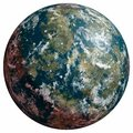 Unknown Planet Royalty Free Stock Photos