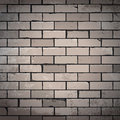 Unsaturated brick wall dirty background vector illustration Royalty Free Stock Image