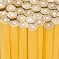 Unsharpened pencils. Royalty Free Stock Photo