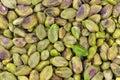 Unshelled pistachios Royalty Free Stock Photo