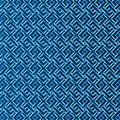 Blue pattern seamless the background