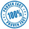 Proven fact vector stamp