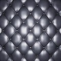 Upholstery silver leather d illustration Stock Images