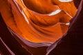 Upper Antelope Canyon, Page. Utah.