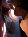 Upper Antelope Slot Canyon Stock Photo