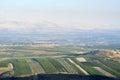 Upper Galilee landscape, Israel Stock Photos