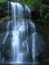 Upper North Falls Royalty Free Stock Photo