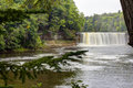 Upper Tahquamenon Falls Royalty Free Stock Photo